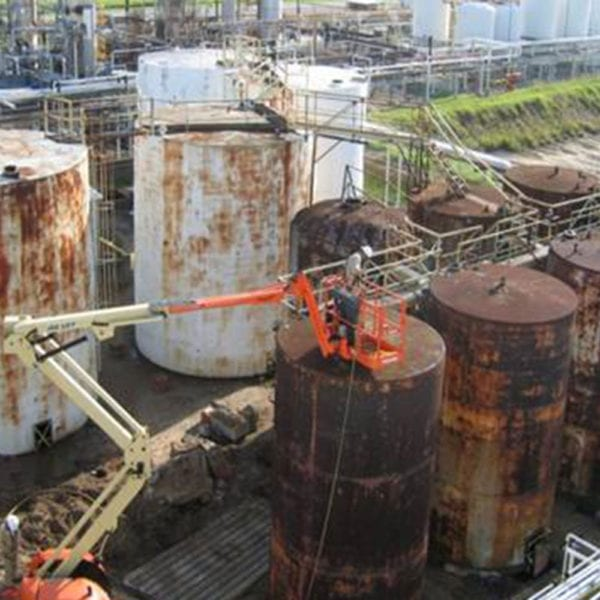 Ampol services Natural Occurring Radioactive Materials