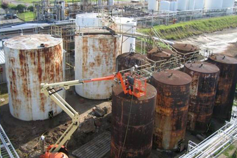 Natural Occurring Radioactive Materials (N.O.R.M)