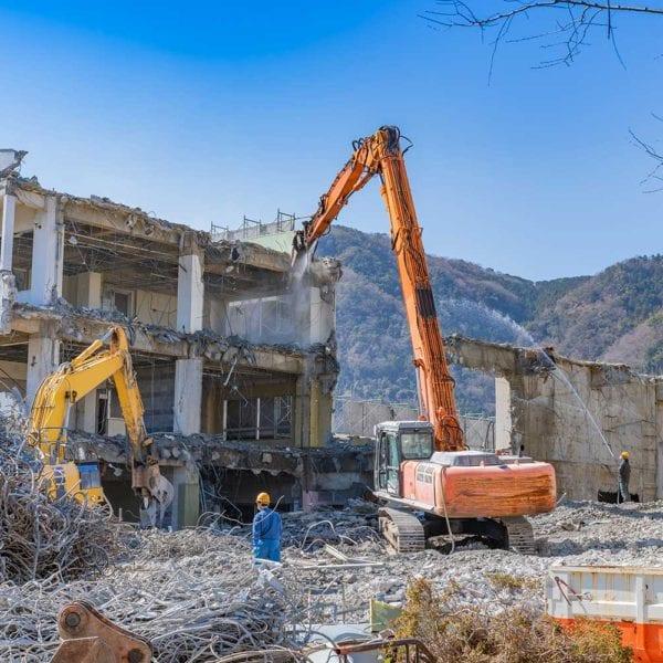 Ampol services img Demolition