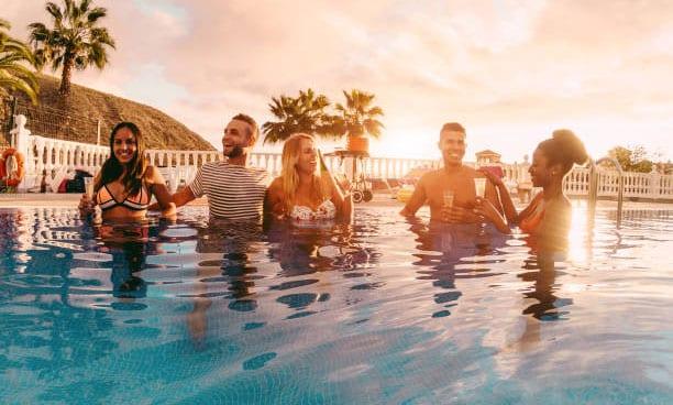 corona industry hotel resort